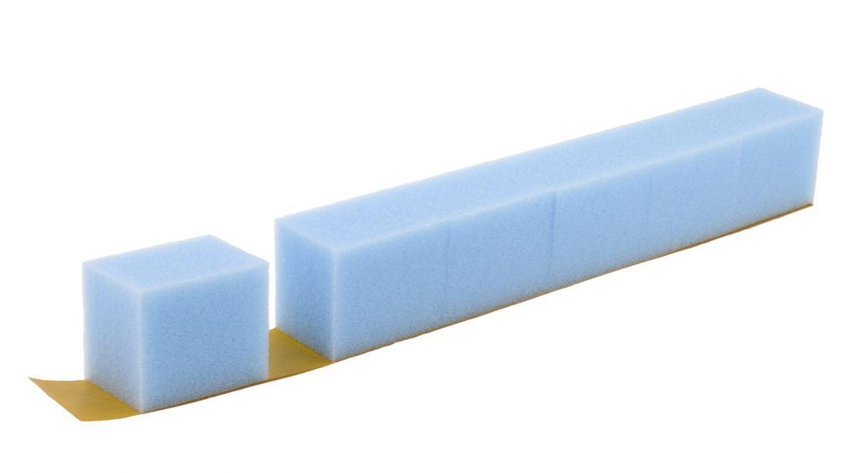 schuimrubber blokjes