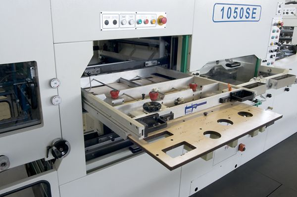 aftermarket quickset systems for flatbed die cutters