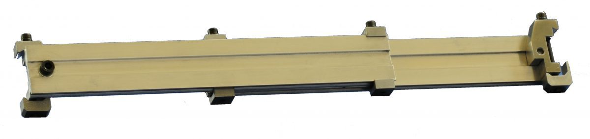 aluminium monterings bars and teleskop bars