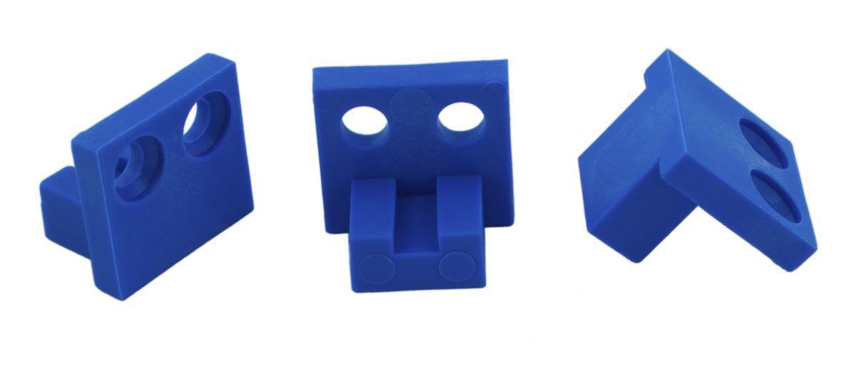 centering block for quick lock system
