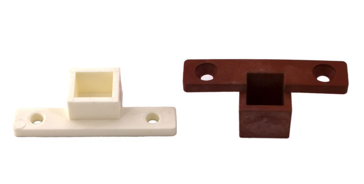 centring block for quick lock system