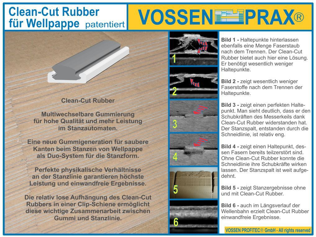 clip rubber system