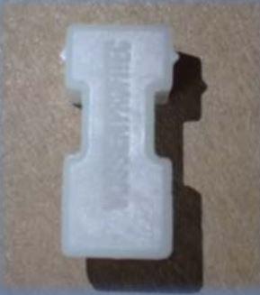 counter clip voor vossen stripclip systeem