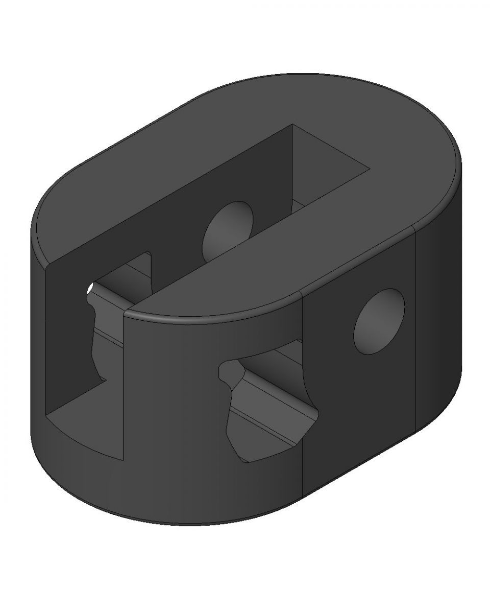 flushpressers with rubber presser