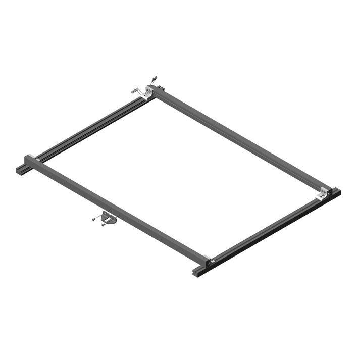 bsi blanking systems frame kit