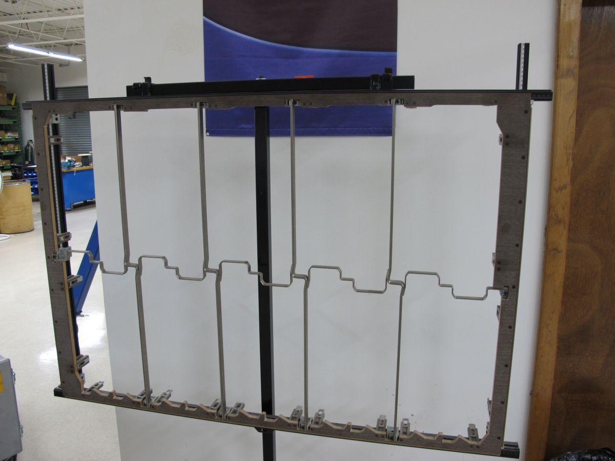 grid material