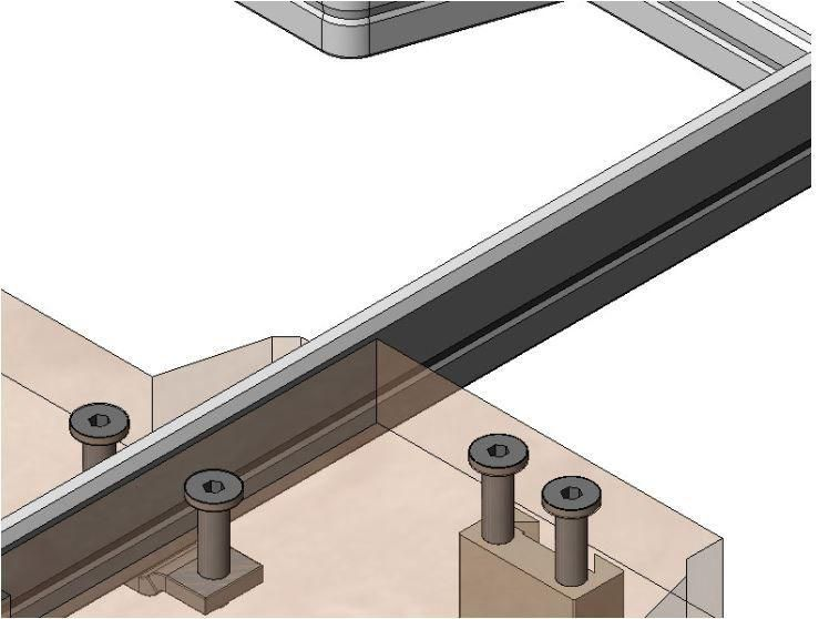 grid mounting bracket