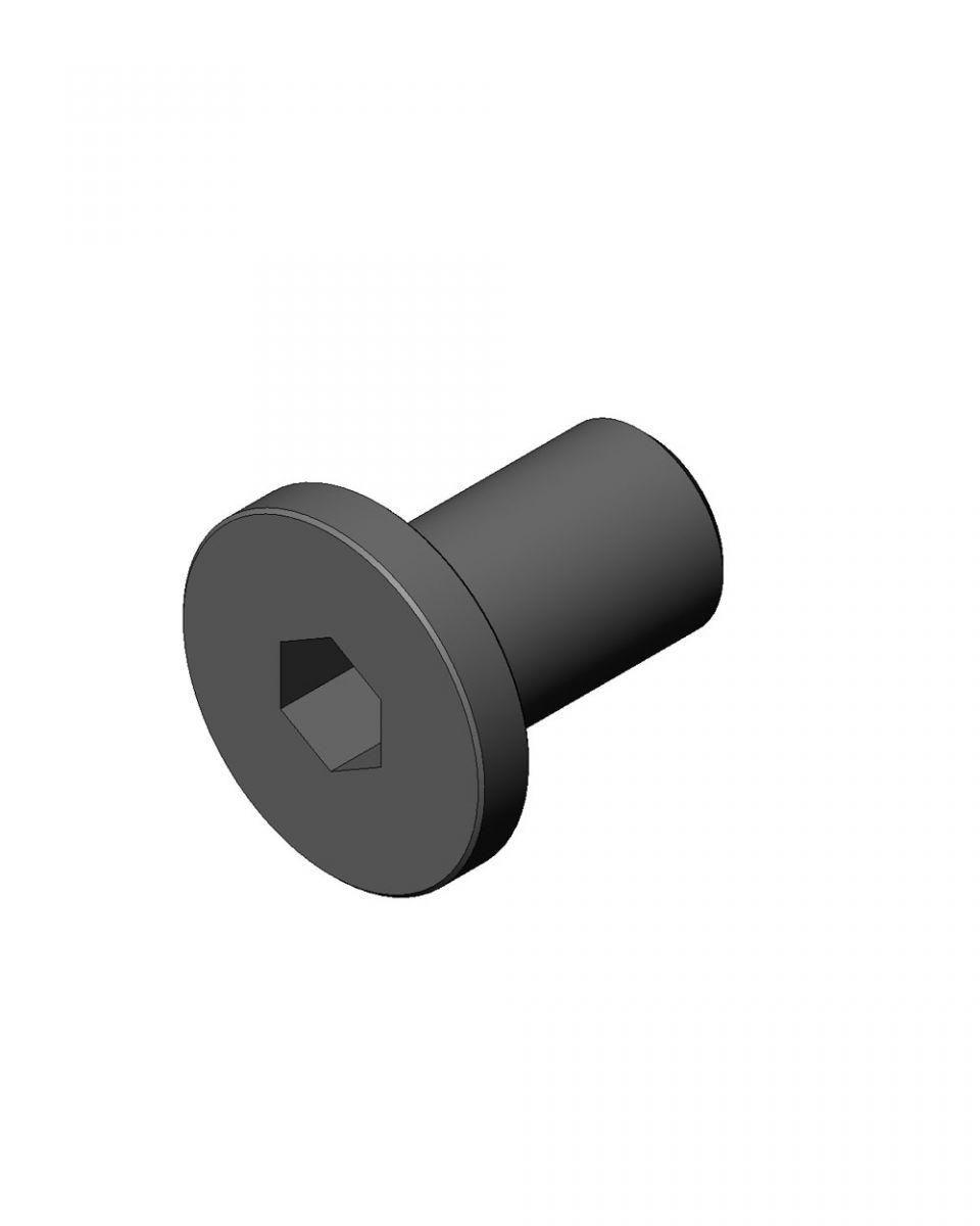 schroeven voor angle lock en quickset systeem