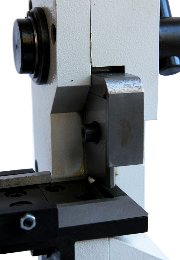 hand operated rule cutter