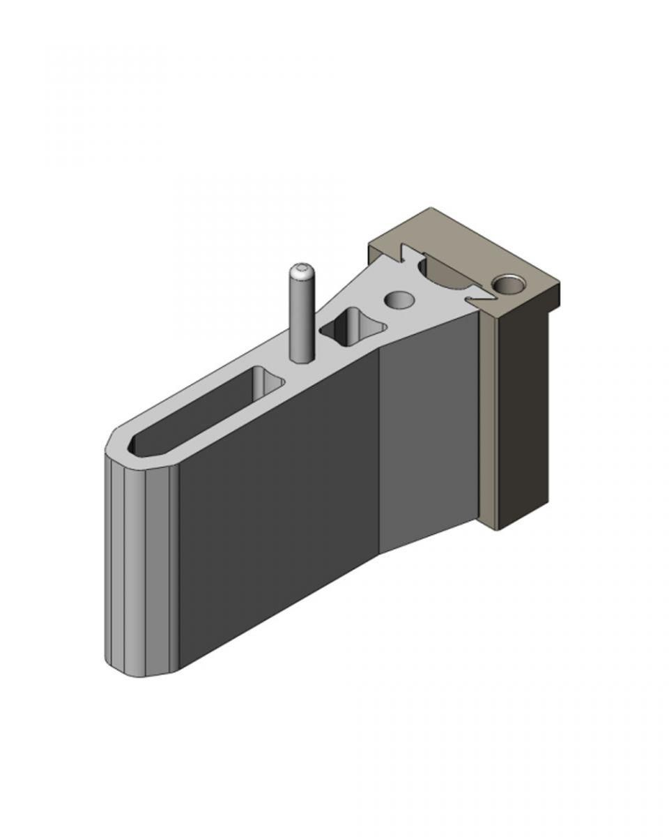 lower board support assembly
