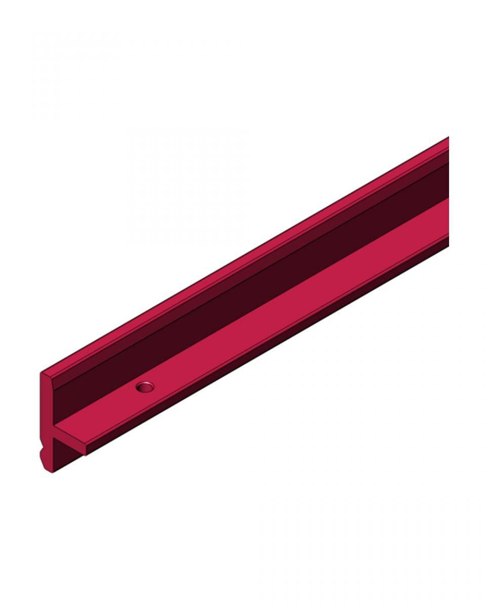 narrow mounting rail flat top