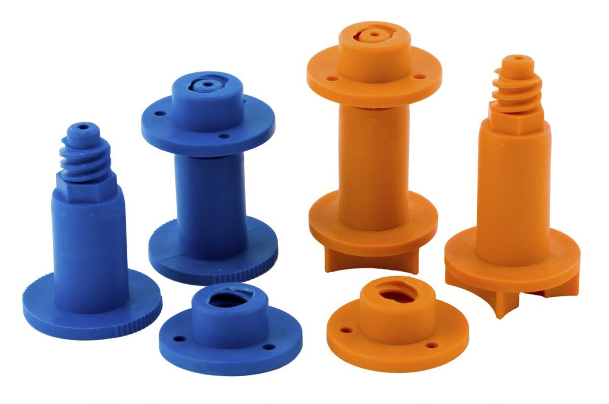 plastics for stripping forme