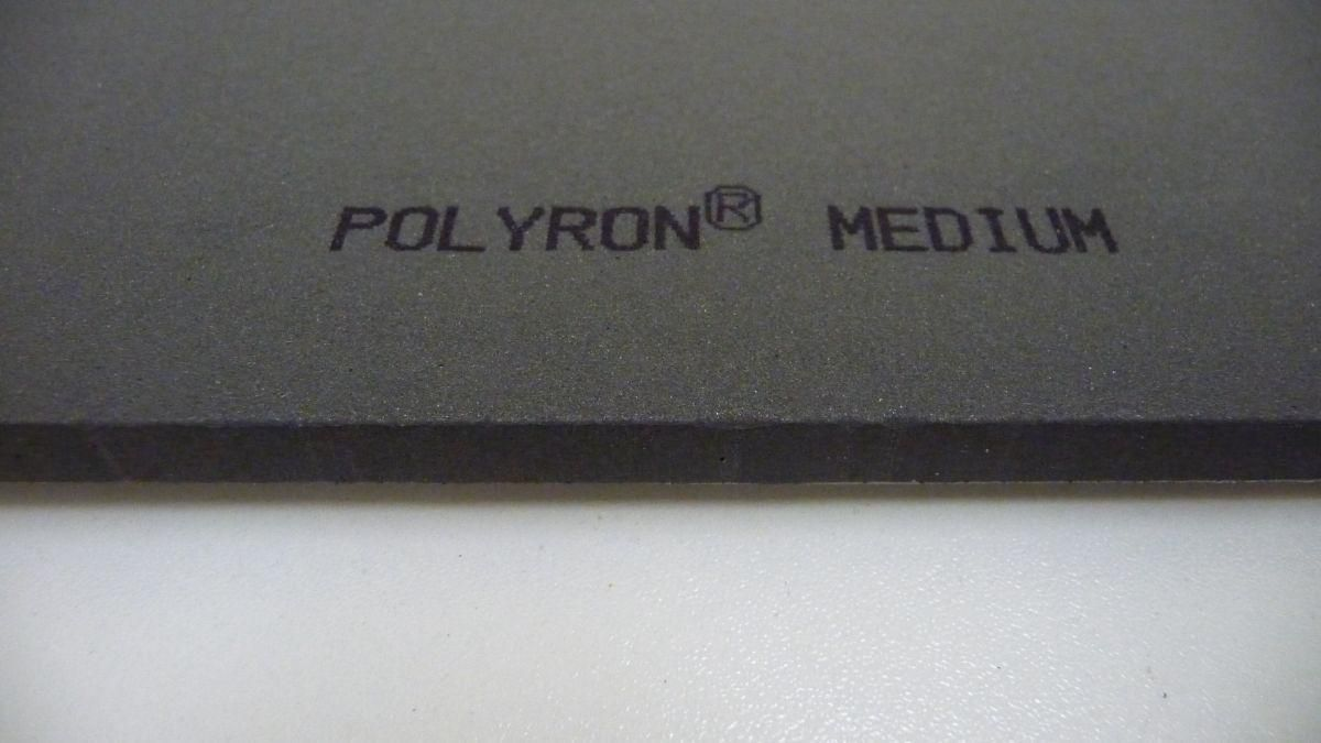 polyron high end ejection material
