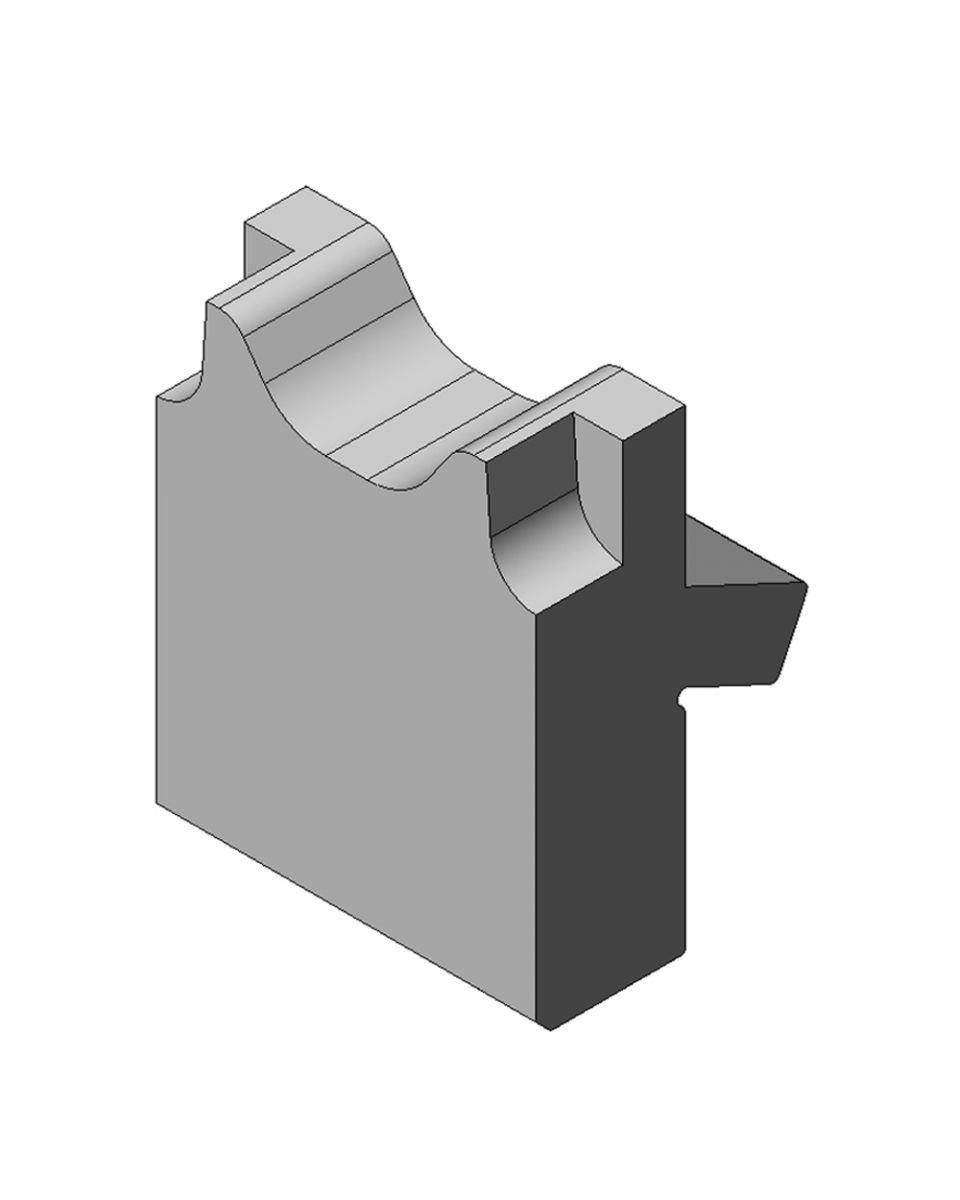 support clamp voor bsi quick set frame