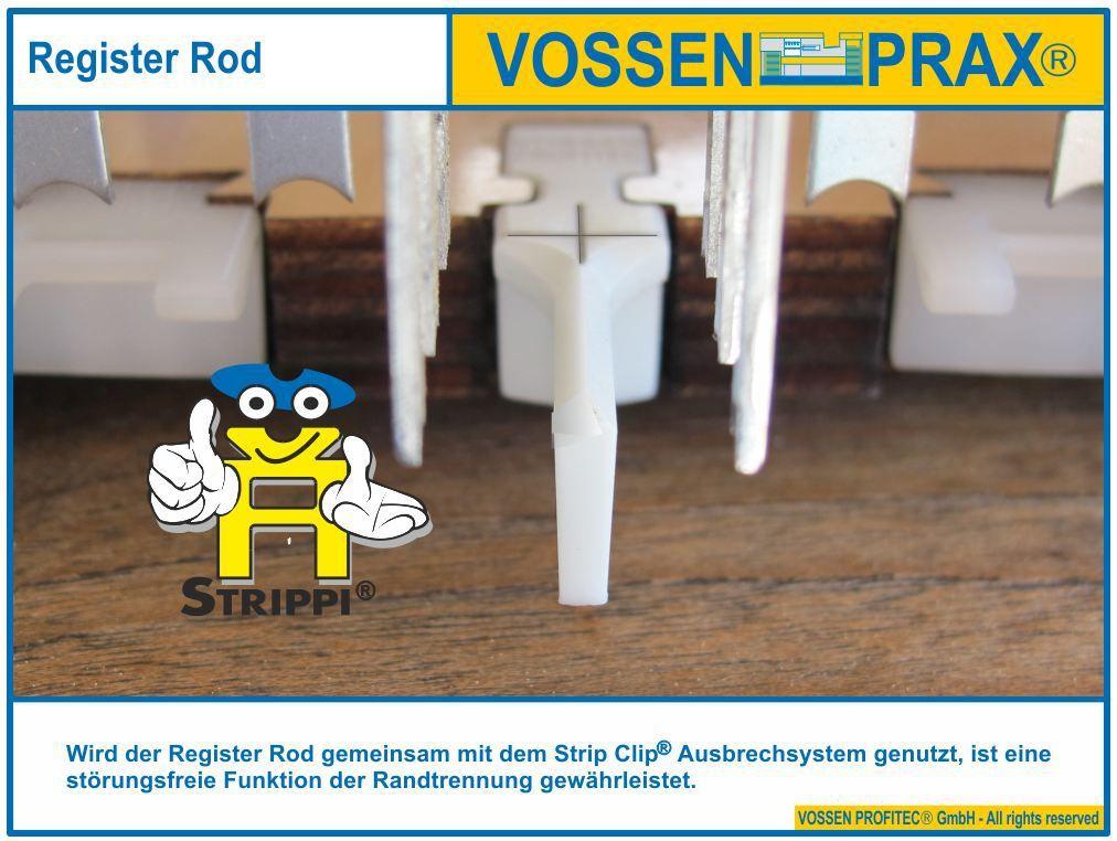 register rod
