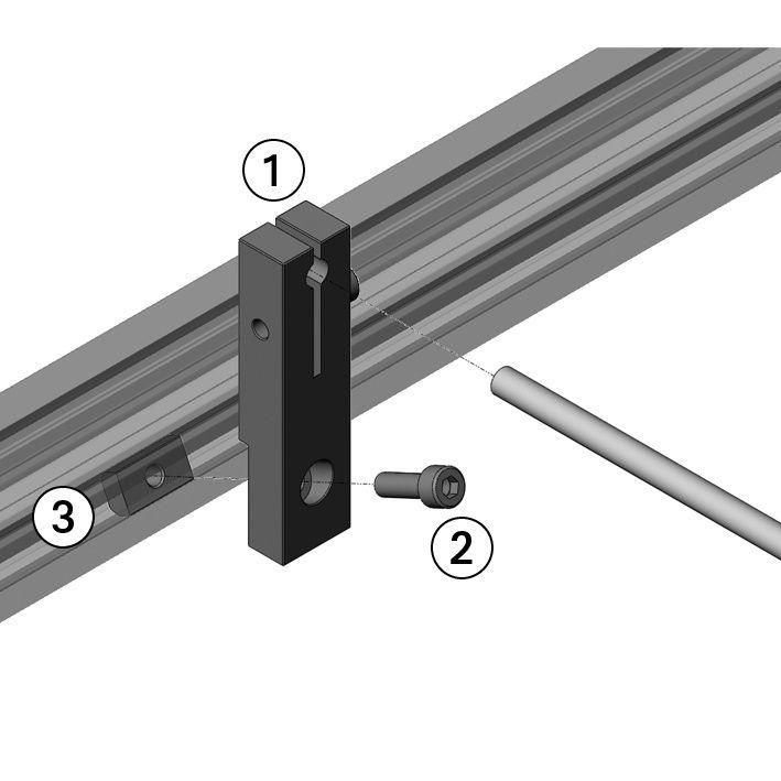 side rod clamp