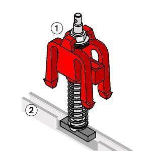 bobst spider standaard pressers