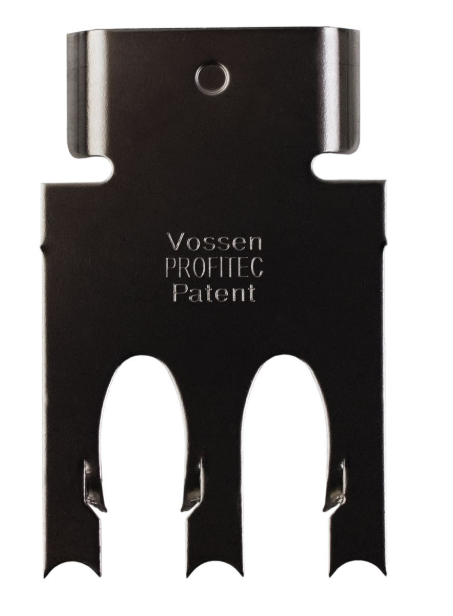 strip fork maxi triple pin with teeth
